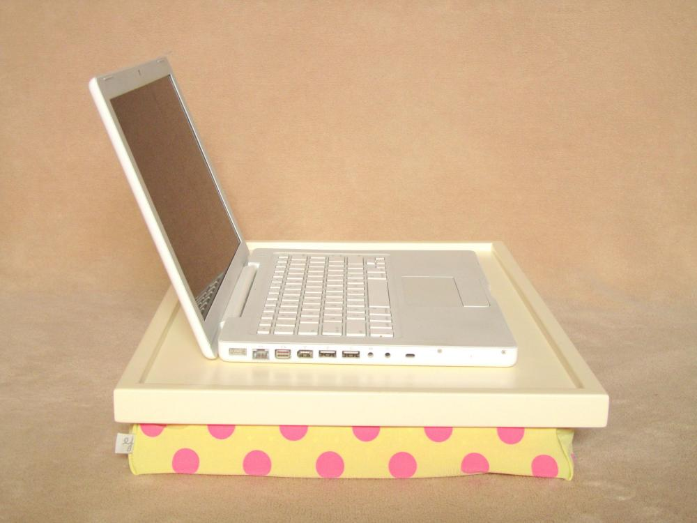 Laptop Lap Desk or Breakfast Serving Tray - Custom Order