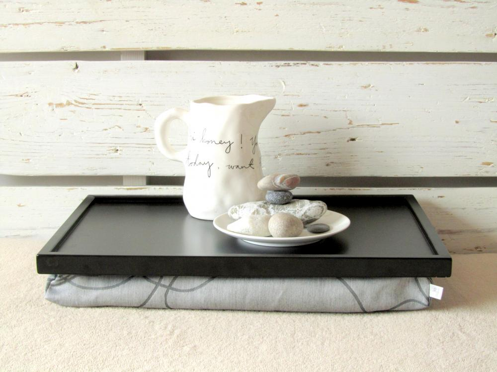new breakfast tray gray - photo #5