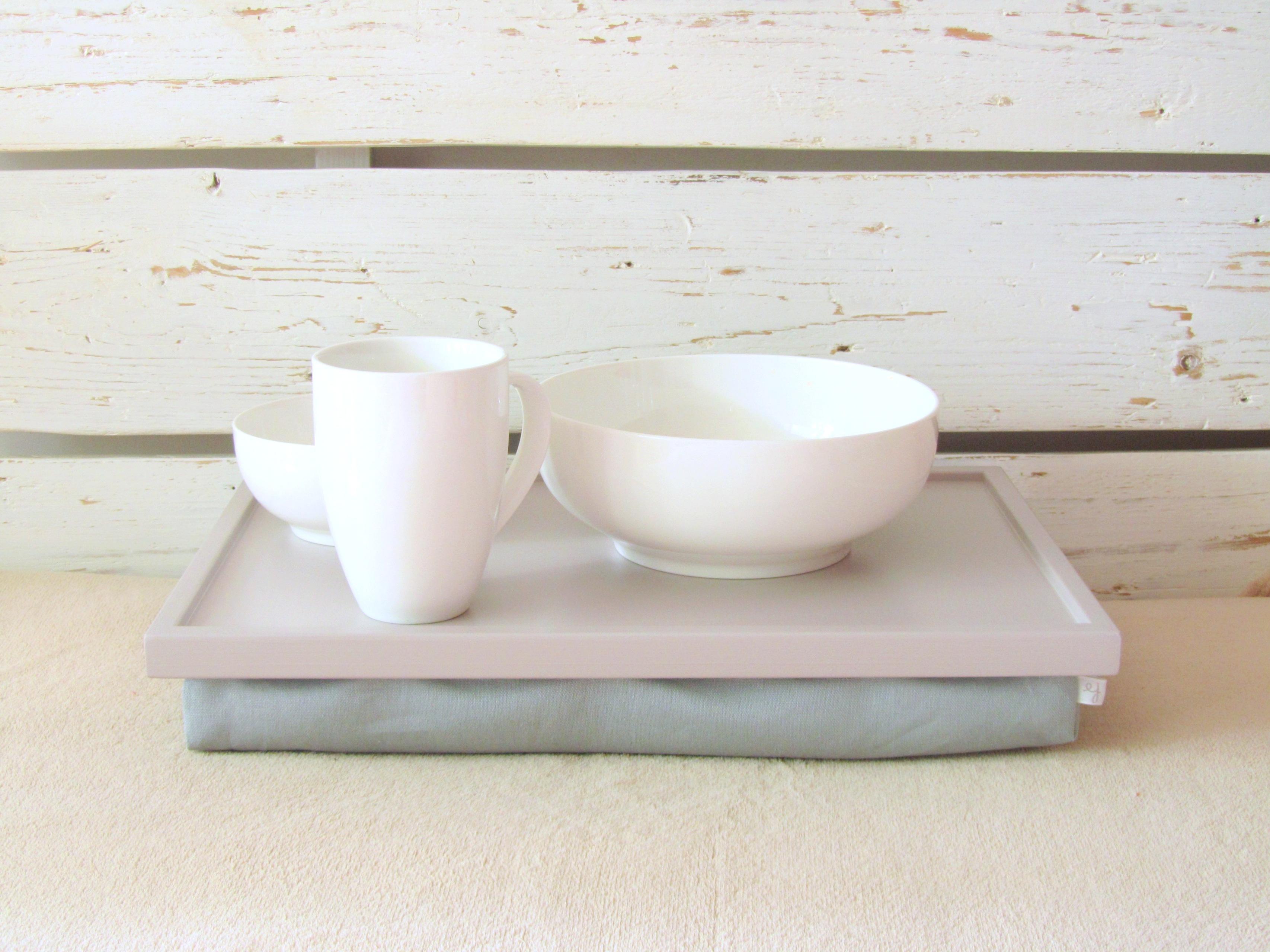 new breakfast tray gray - photo #10